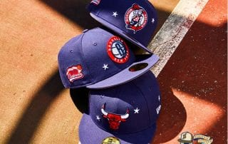 NBA Americana 59Fifty Fitted Cap Collection by NBA x New Era