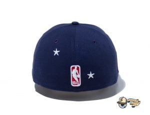 NBA Americana 59Fifty Fitted Cap Collection by NBA x New Era Back