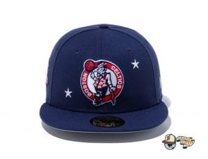 NBA Americana 59Fifty Fitted Cap Collection by NBA x New Era Celtics
