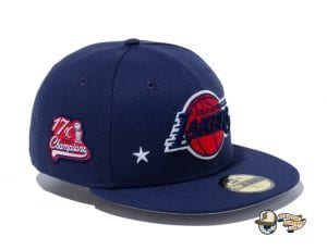 NBA Americana 59Fifty Fitted Cap Collection by NBA x New Era Lakers