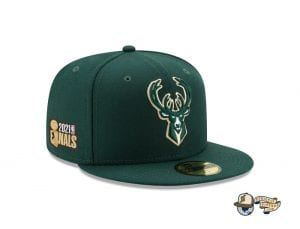 NBA Authentics 2021 Finals 59Fifty Fitted Cap Collection by NBA x New Era