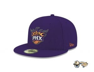 NBA Authentics 2021 Finals 59Fifty Fitted Cap Collection by NBA x New Era Left