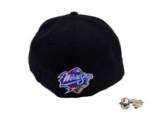 New York Yankees Custom World Series 59Fifty Fitted Cap by MLB x New Era Back