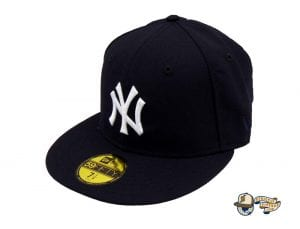 New York Yankees Custom World Series 59Fifty Fitted Cap by MLB x New Era Left