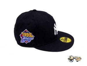 New York Yankees Custom World Series 59Fifty Fitted Cap by MLB x New Era Right