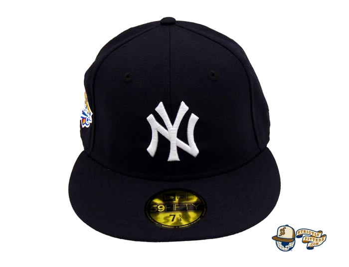 New York Yankees Custom World Series 59Fifty Fitted Cap by MLB x New Era