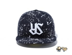 Nippon Professional Baseball Splash Paint 59fifty Fitted Cap Collection by NPB x New Era Front