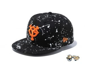 Nippon Professional Baseball Splash Paint 59fifty Fitted Cap Collection by NPB x New Era Left