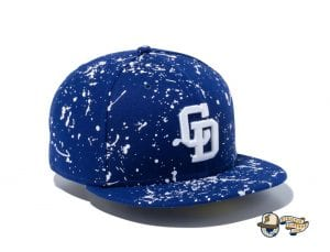 Nippon Professional Baseball Splash Paint 59fifty Fitted Cap Collection by NPB x New Era Right