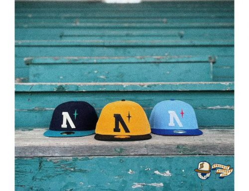 North Star Heritage 59Fifty Fitted Cap by Noble North x New Era