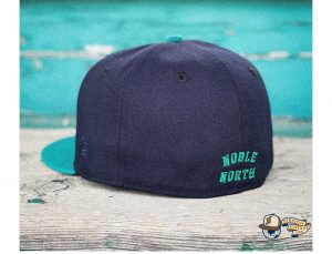 North Star Heritage 59Fifty Fitted Cap by Noble North x New Era Back