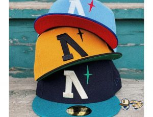 North Star Heritage 59Fifty Fitted Cap by Noble North x New Era Front