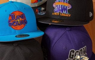 Space Jam A New Legacy 59Fifty Fitted Cap Collection by Space Jam x New Era