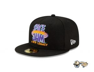 Space Jam A New Legacy 59Fifty Fitted Cap Collection by Space Jam x New Era Left