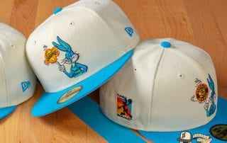 Space Jam A New Legacy NBA Exclusives 59Fifty Fitted Cap Collection by Space Jam x NBA x New Era