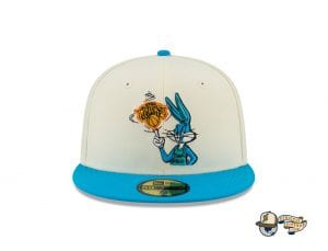 Space Jam A New Legacy NBA Exclusives 59Fifty Fitted Cap Collection by Space Jam x NBA x New Era Front