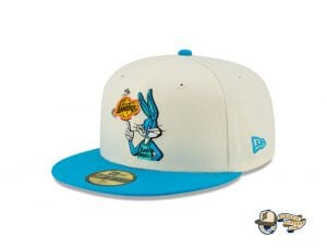 Space Jam A New Legacy NBA Exclusives 59Fifty Fitted Cap Collection by Space Jam x NBA x New Era Left