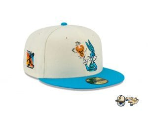 Space Jam A New Legacy NBA Exclusives 59Fifty Fitted Cap Collection by Space Jam x NBA x New Era Right