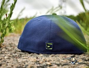 The Xtras Wordmark 59Fifty Fitted Hat by Dionic x New Era Back