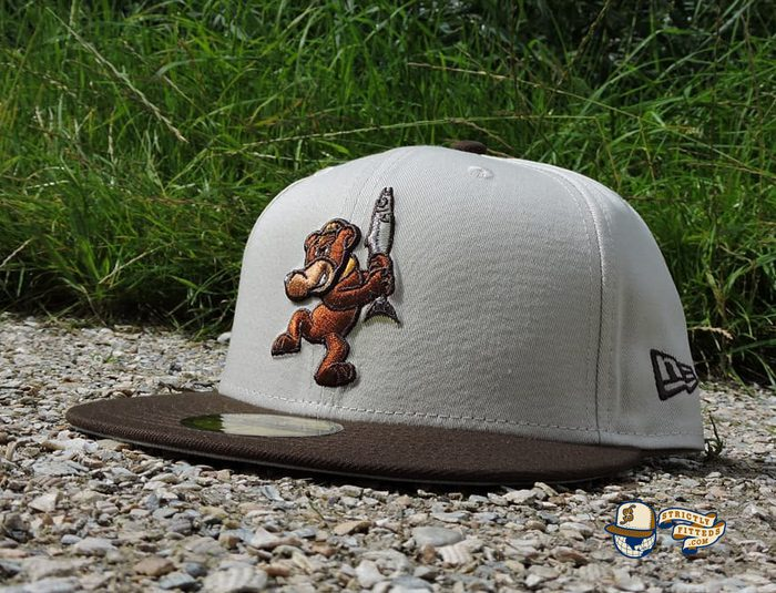 Bear Attack 59Fifty Fitted Hat by Dionic x New Era