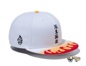 Demon Slayer Kimetsu No Yaiba 59Fifty Fitted Hat Collection by Demon Boy Kimetsu No Yaiba x New Era Right