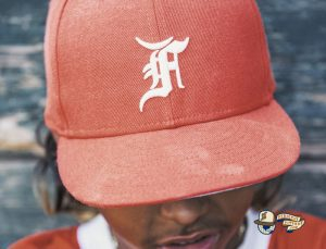Fear Of God Essential 2021 59Fifty Fitted Hat Collection by Fear Of God x MLB x New Era Zoom