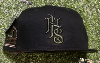 FHS Tiger Camo 59Fifty Fitted Hat by FHS x The Capologists x New Era