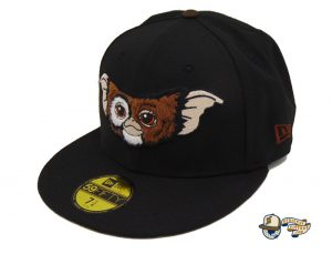JustFitteds Exclusive Gremlins Black 59Fifty Fitted Hat by Gremlins x New Era Left