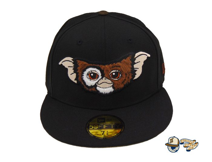 JustFitteds Exclusive Gremlins Black 59Fifty Fitted Hat by Gremlins x New Era