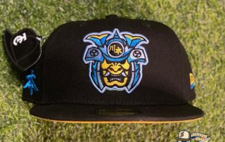 Kawamoto Samurai V2 Shock Troop 59Fifty Fitted Hat by The Capologists x New Era