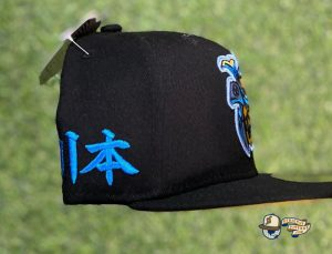Kawamoto Samurai V2 Shock Troop 59Fifty Fitted Hat by The Capologists x New Era Right