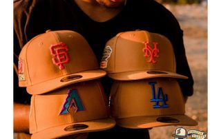 MLB Cowboy Pack 59Fifty Fitted Hat Collection by MLB x New Era
