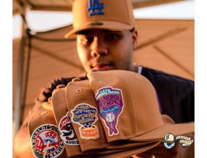 MLB Cowboy Pack 59Fifty Fitted Hat Collection by MLB x New Era Patch