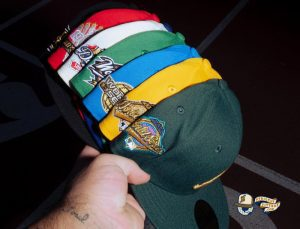 MLB Olympic Pack 59Fifty Fitted Hat Collection by MLB x New Era Patch