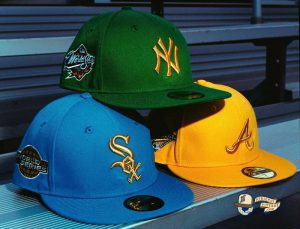 MLB Olympic Pack 59Fifty Fitted Hat Collection by MLB x New Era Right