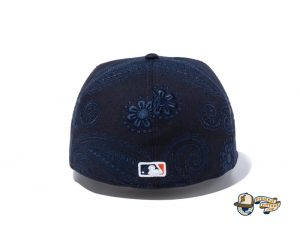 MLB Swirl 59Fifty Fitted Hat Collection by MLB x New Era Back