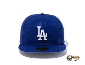 MLB Swirl 59Fifty Fitted Hat Collection by MLB x New Era Front