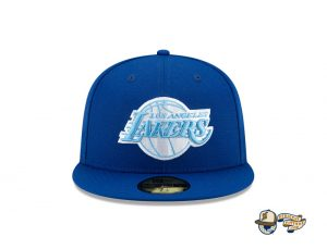 NBA Color Originals 59Fifty Fitted Hat Collection by NBA x New Era Front
