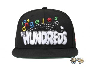 Play 59Fifty Fitted Hat by The Hundreds x New Era