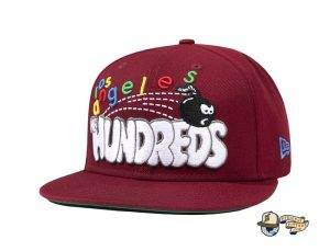 Play 59Fifty Fitted Hat by The Hundreds x New Era Front