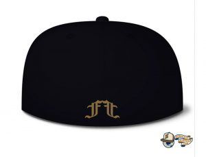Stain Gang 59Fifty Fitted Hat by Fitted Fanatic x New Era Back