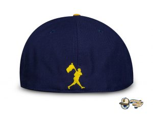 Wonderboy Fitted Hat by Baseballism Back
