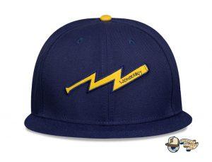 Wonderboy Fitted Hat by Baseballism Front