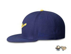 Wonderboy Fitted Hat by Baseballism Side