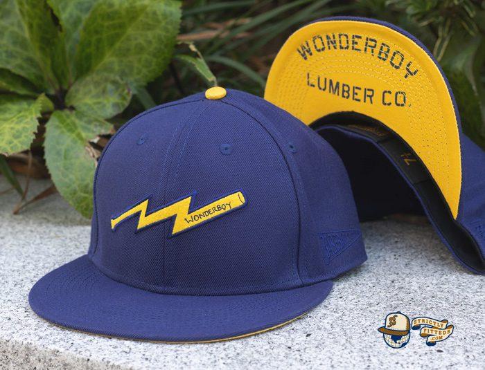 Wonderboy Fitted Hat by Baseballism