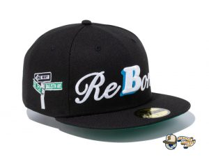 Ballistik Boyz 59Fifty Fitted Hat by Exile Tribe x New Era Right
