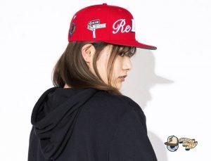 Ballistik Boyz 59Fifty Fitted Hat by Exile Tribe x New Era Side