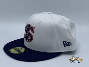 Chicago White Sox 1917 Cooperstown Wool 59Fifty Fitted Hat by MLB x New Era Right