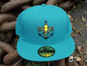 Division 8 59Fifty Fitted Hat by Dionic x New Era Front