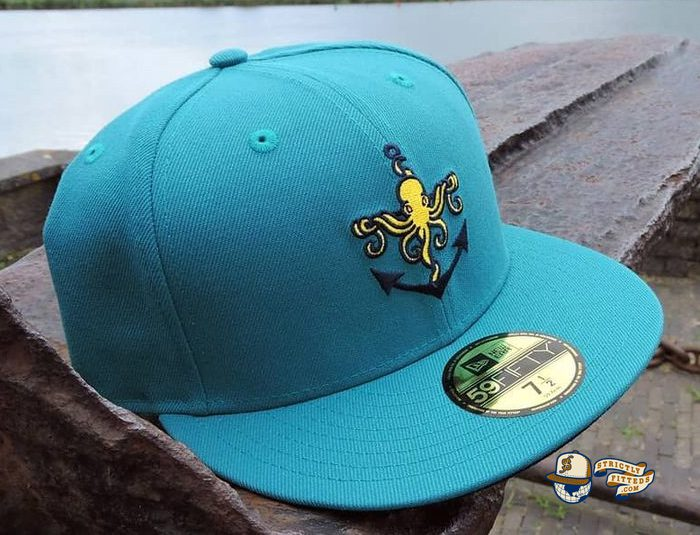 Division 8 59Fifty Fitted Hat by Dionic x New Era